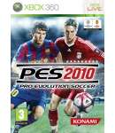 xbox 360 Pro Evolution Soccer 2010 PES 2010