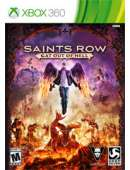 xbox 360 Saints Row Gat out of Hell