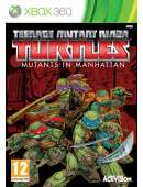 xbox 360 TMNT Mutants in Manhattan