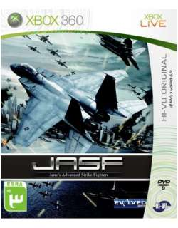 xbox 360 JASF Janes Advanced Strike Fighters