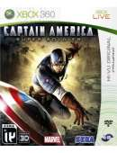 xbox 360 Captain America Super Soldier