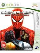 xbox 360 Spider Man Web of Shadows