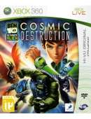 xbox 360 Ben 10 Ultimate Alien Cosmic Destruction
