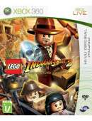 xbox 360 Lego Indiana Jones 2