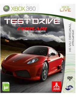 xbox 360 Test Drive Ferrari Racing Legends