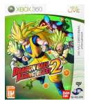 xbox 360 Dragon Ball Racing Blast