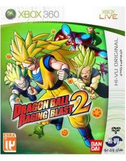xbox 360 Dragon Ball Racing Blast