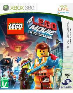 xbox 360 The Lego Movie Videogame