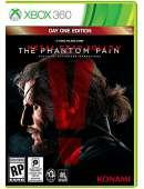 xbox 360 Metal Gear Solid V The Phantom Pain
