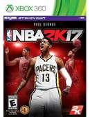 xbox 360 NBA 2K17