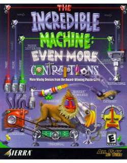 دانلود بازی Incredible Machine EVEN MORE