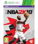 xbox 360 NBA 2K18