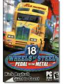 18Wheels of Steel Pedal To The Metal هجده چرخ آهنی پا بر روی پدال