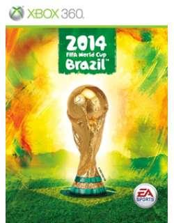 2014 xbox 360 FIFA World Cup Brazil