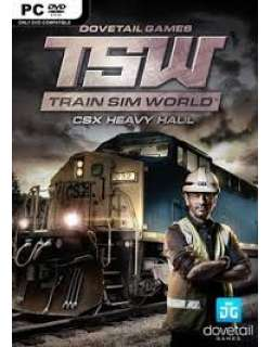 Train Sim World CSX Heavy Haul BALDMAN