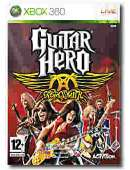 xbox 360 Guitar Hero Aero Smith