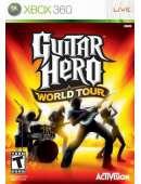 xbox 360 Guitar hero world tour