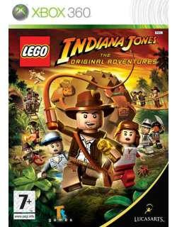 xbox 360 LEGO Indiana Jones