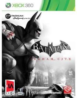 xbox 360 Batman Arkham City