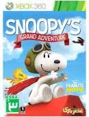 xbox 360 Snoopys Grand Adventure