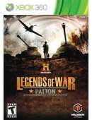 xbox 360 History Legends Of War