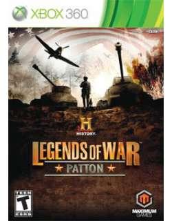 xbox 360 History Legends Of War