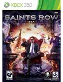 xbox 360 Saints Row IV
