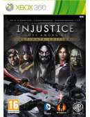 xbox 360 Injustice Gods Among Us Ultimate Edition