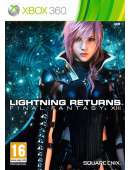 xbox 360 Lightning Returns Final Fantasy XIII