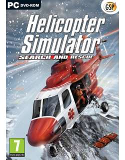 Helicopter Simulator Search and Rescue