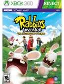 xbox 360 Rabbids Invasion