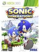 xbox 360 Sonic Generation