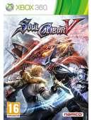xbox 360 Soul Calibur V