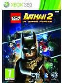 xbox 360 LEGO Batman 2 DC Super Heroes