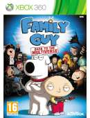 xbox 360 Family Guy Back to the Multiverse