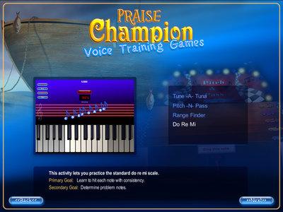 Praise Champion