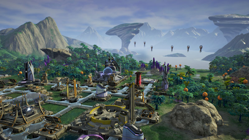 Aven Colony The Expedition