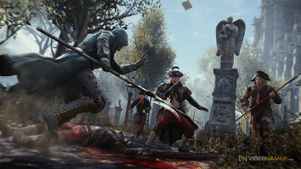 Assassins Creed Unity Dead Kings DLC