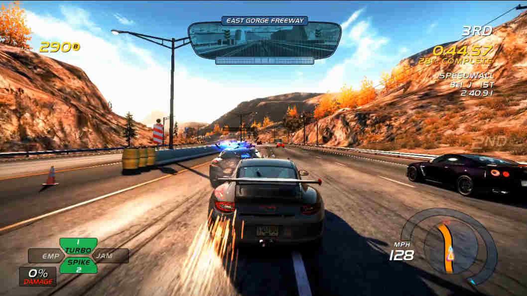 دانلود بازی Need For Speed Hot Pursuit 2010 + کرک