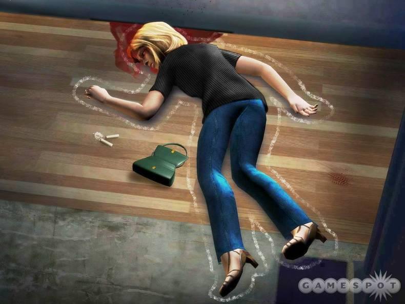 CSI: Dimensions of Murder