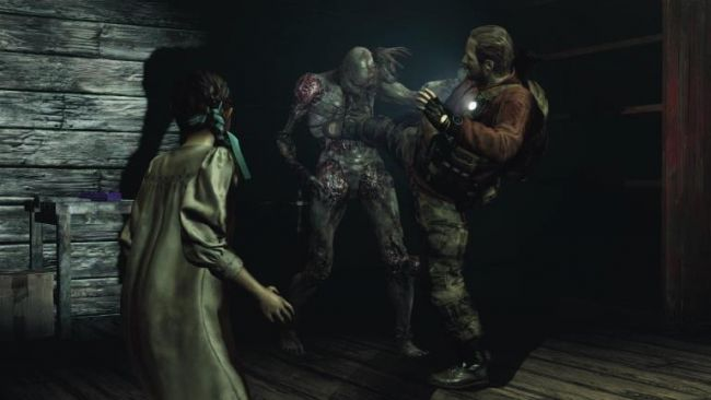 Resident Evil Revelations 2 Episode 2 Contemplation