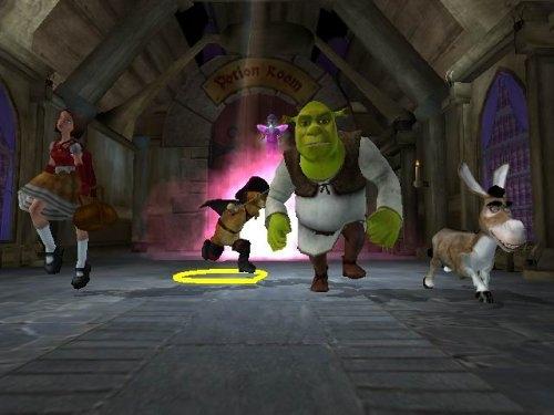 Shrek 2 & Friends