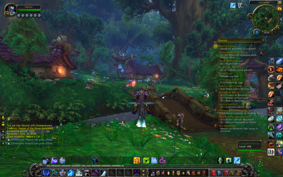 World of Warcraft Legion 7.1.0.22996