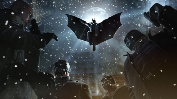 Batman Arkham Origins A Cold Cold Heart