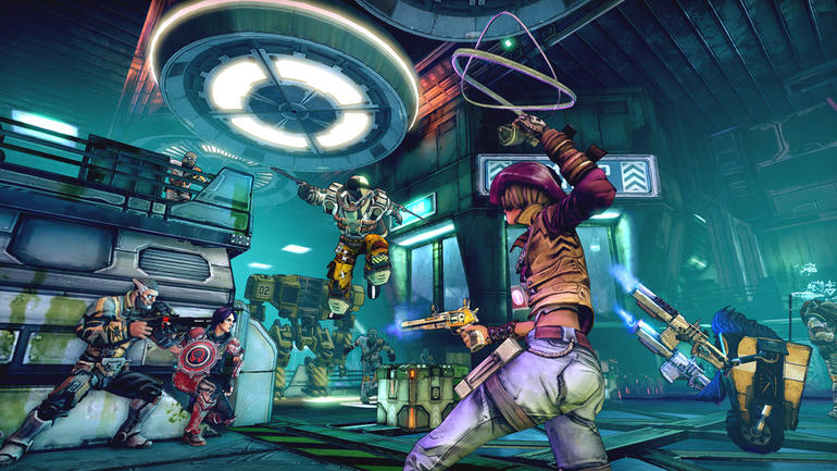 xbox 360 Borderlands The Pre-Sequel