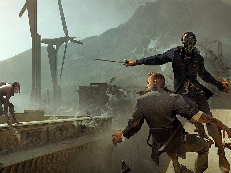 Dishonored 2 STEAMPUNKS