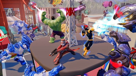 Disney Infinity 2.0 Gold Edition