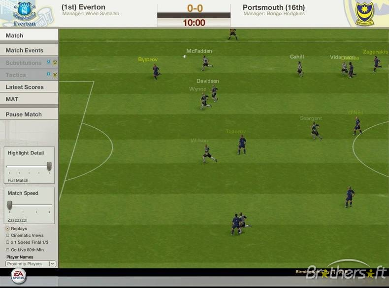 Fifa Manager 11 2011