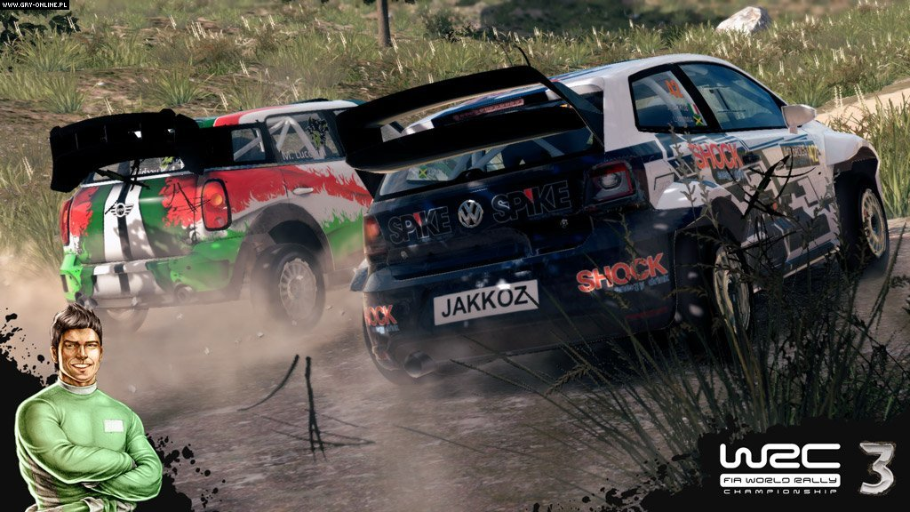 WRC World Rally Championship 3