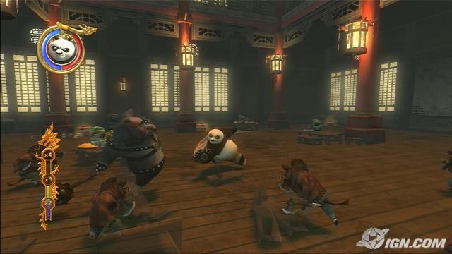 Kong Fu Panda pc